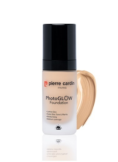 Pierre Cardin Pierre Cardin Photoglow Aydınlık Veren Fondöten Tan Skin with Beige Warm Ten